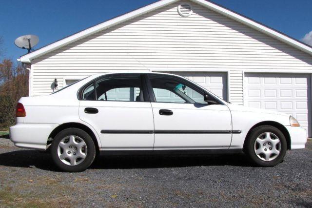 1997 honda civic lx 4 dr sedan 5 speed manual 6th gen for 1997 honda civic window trim