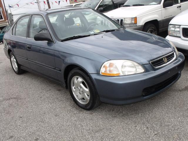 1997 honda civic lx for sale in new albany indiana. Black Bedroom Furniture Sets. Home Design Ideas