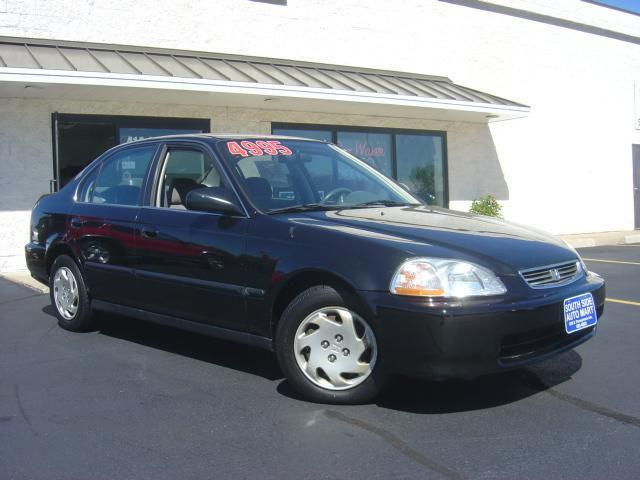 1997 honda civic lx for sale in cudahy wisconsin classified. Black Bedroom Furniture Sets. Home Design Ideas