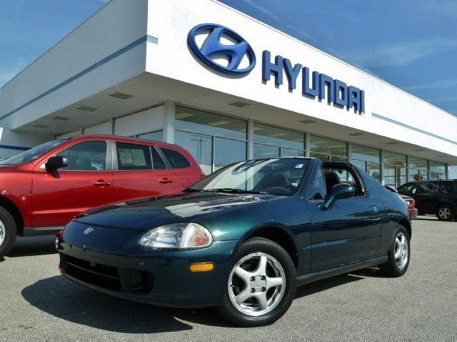 1997 honda del sol for sale in schaumburg illinois classified. Black Bedroom Furniture Sets. Home Design Ideas