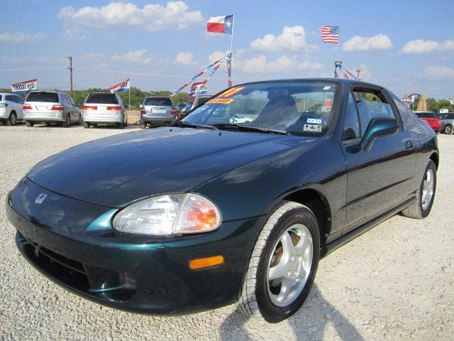 1997 honda del sol si for sale in leander texas classified. Black Bedroom Furniture Sets. Home Design Ideas