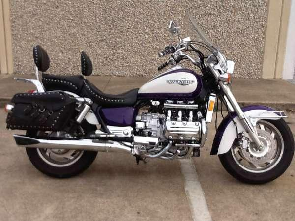 1997 honda gl1500c2x valkyrie 1997 honda valkyrie for Honda motorcycle dealer dallas