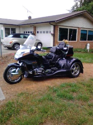 1997 Honda GL15SE1V Goldwing Special Edition Trike in Hickory, NC