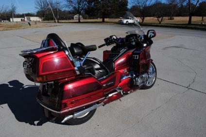 1997 honda gold wing for sale in new orleans louisiana. Black Bedroom Furniture Sets. Home Design Ideas