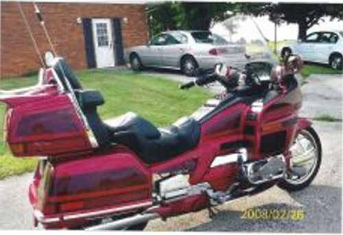 1997 honda goldwing se touring in bowling green ky for sale in bowling green kentucky. Black Bedroom Furniture Sets. Home Design Ideas