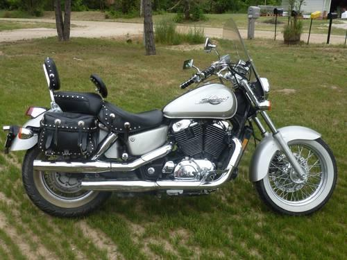 1997 Honda Vt1100c2 Shadow 1100 American Classic Edition For Sale In