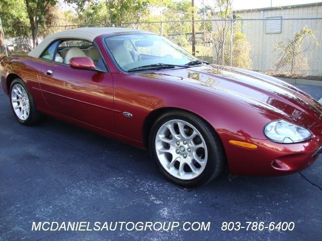 1997 jaguar xk8 for sale in columbia south carolina. Black Bedroom Furniture Sets. Home Design Ideas