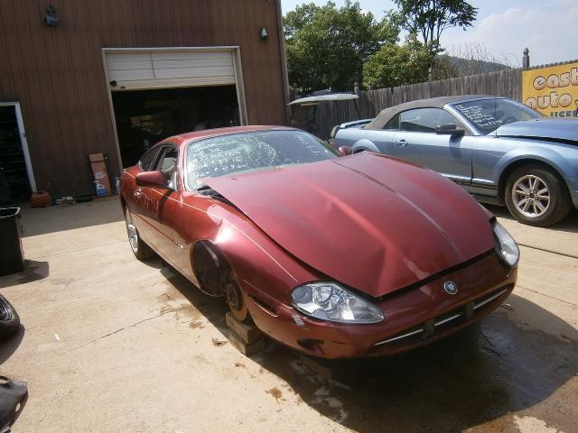 1997 jaguar xk8 for sale in thaxton virginia classified. Black Bedroom Furniture Sets. Home Design Ideas