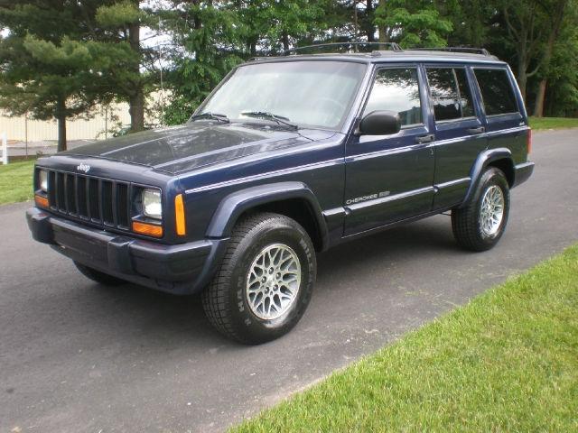 1997 Jeep Cherokee Country For Sale In Leesburg Virginia
