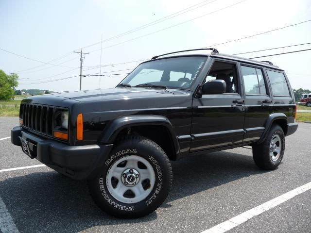 1997 Jeep Cherokee Sport for Sale in Townsend, Delaware ...
