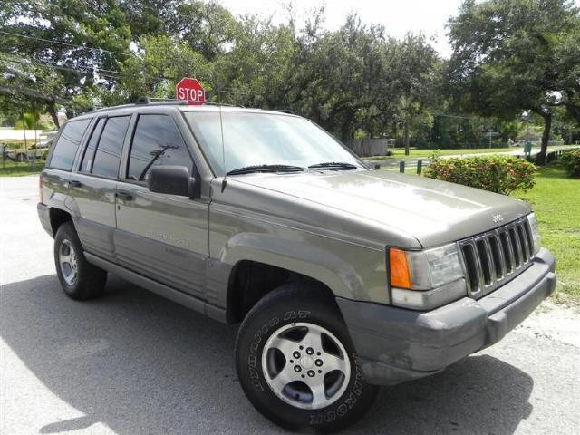 1997 jeep grand cherokee for sale in hollywood florida classified. Black Bedroom Furniture Sets. Home Design Ideas