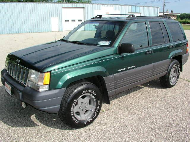 1997 jeep grand cherokee laredo 4wd for sale in portage wisconsin classified. Black Bedroom Furniture Sets. Home Design Ideas