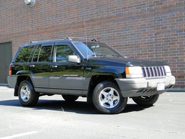 1997 jeep grand cherokee laredo for sale in elmhurst illinois. Black Bedroom Furniture Sets. Home Design Ideas
