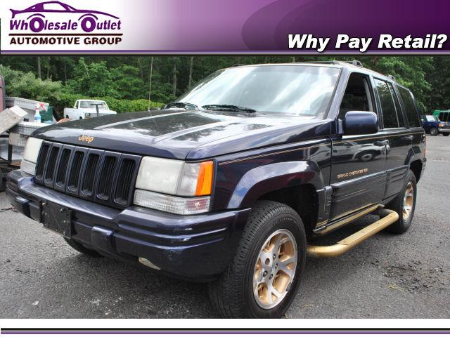 1997 jeep grand cherokee limited for sale in blackwood new jersey classified. Black Bedroom Furniture Sets. Home Design Ideas
