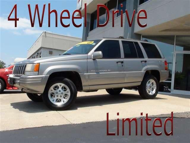1997 jeep grand cherokee limited for sale in louisville kentucky classified. Black Bedroom Furniture Sets. Home Design Ideas