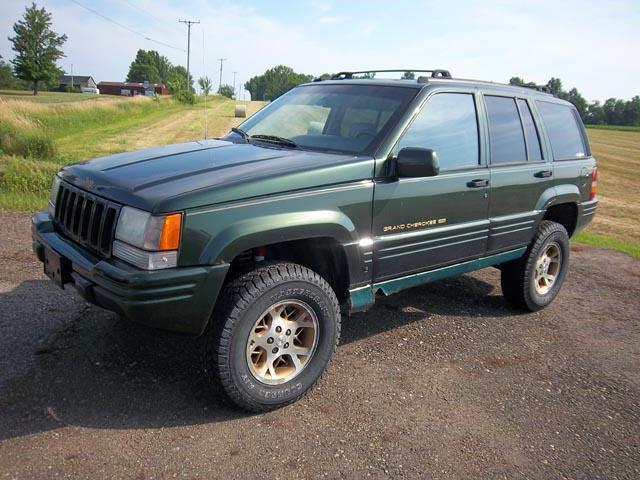 1997 jeep grand cherokee limited for sale in beloit ohio classified. Black Bedroom Furniture Sets. Home Design Ideas