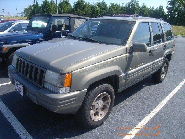 1997 jeep grand cherokee limited for sale in thomson georgia classified. Black Bedroom Furniture Sets. Home Design Ideas