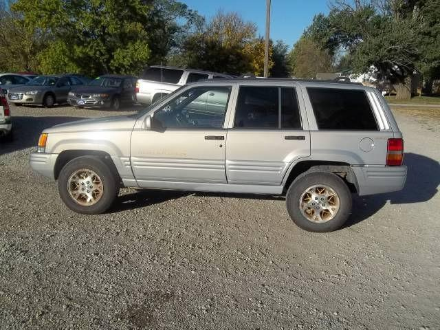 1997 jeep grand cherokee limited for sale in onawa iowa classified. Black Bedroom Furniture Sets. Home Design Ideas