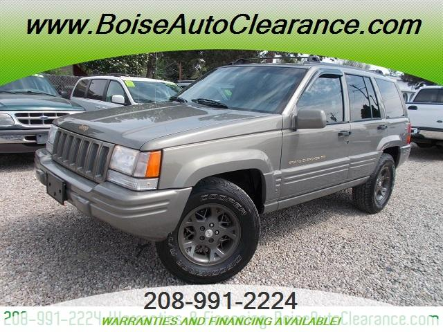 1997 jeep grand cherokee limited boise id for sale in boise idaho classified. Black Bedroom Furniture Sets. Home Design Ideas