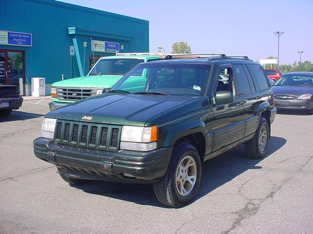 1997 jeep grand cherokee limited for sale in pontiac michigan classified. Black Bedroom Furniture Sets. Home Design Ideas