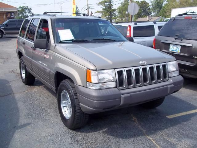 1997 jeep grand cherokee tsi for sale in crestwood kentucky classified. Black Bedroom Furniture Sets. Home Design Ideas