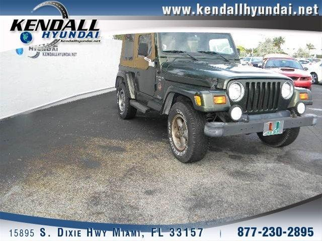 1997 jeep wrangler sahara for sale in miami florida classified. Black Bedroom Furniture Sets. Home Design Ideas