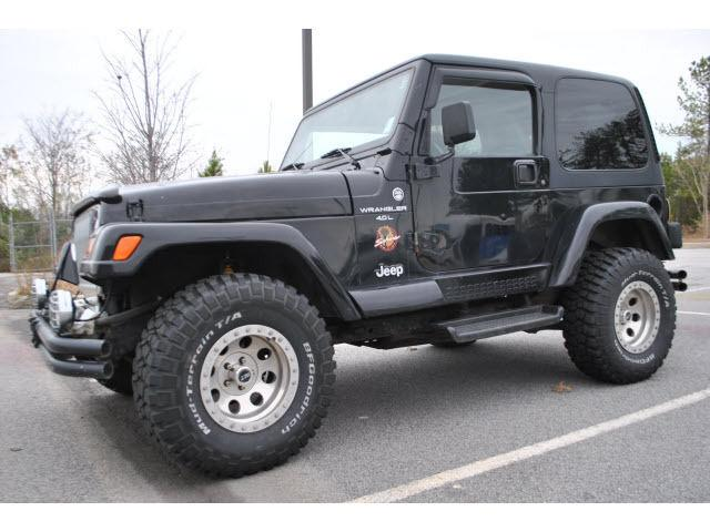 1997 jeep wrangler sahara for sale in mcdonough georgia classified. Black Bedroom Furniture Sets. Home Design Ideas
