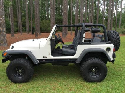 1997 Jeep Wrangler Sahara Custom Lifted for Sale in New ...