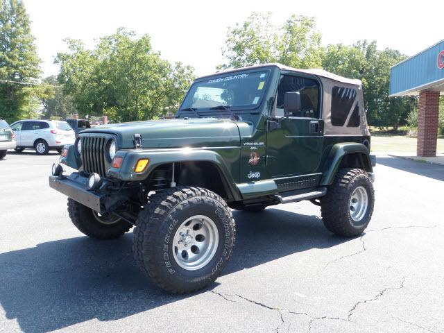 1997 jeep wrangler sahara for sale in booneville mississippi. Cars Review. Best American Auto & Cars Review