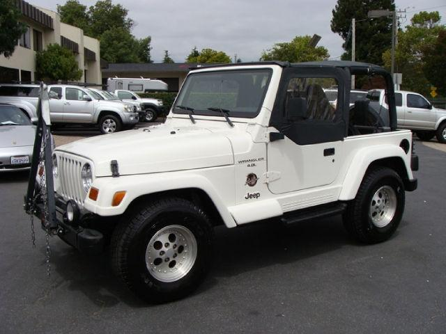 1997 jeep wrangler sahara for sale in santa cruz california. Cars Review. Best American Auto & Cars Review