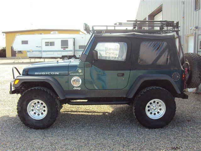 1997 jeep wrangler se for sale in salmon idaho classified. Black Bedroom Furniture Sets. Home Design Ideas