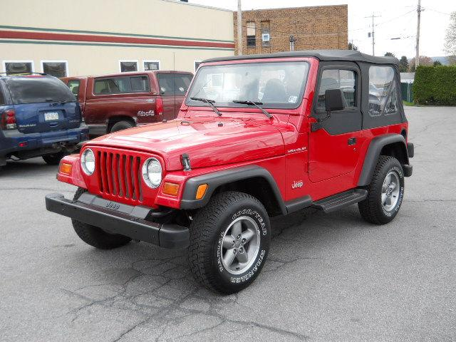 1997 jeep wrangler se for sale in portage pennsylvania classified. Cars Review. Best American Auto & Cars Review