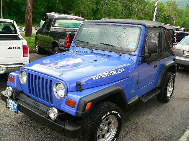 1997 jeep wrangler se for sale in branchville new jersey classified. Black Bedroom Furniture Sets. Home Design Ideas
