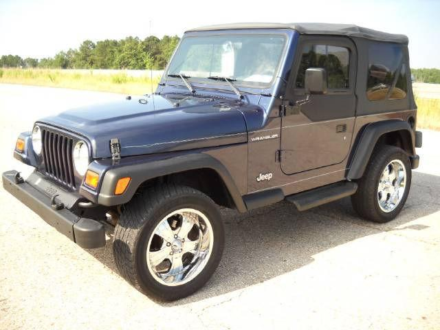 1997 jeep wrangler se for sale in omaha arkansas classified. Cars Review. Best American Auto & Cars Review