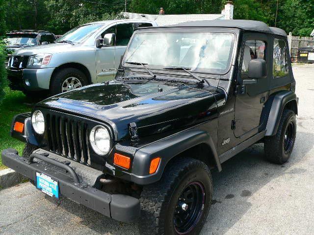 1997 jeep wrangler se for sale in branchville new jersey classified. Black Bedroom Furniture Sets. Home Design Ideas