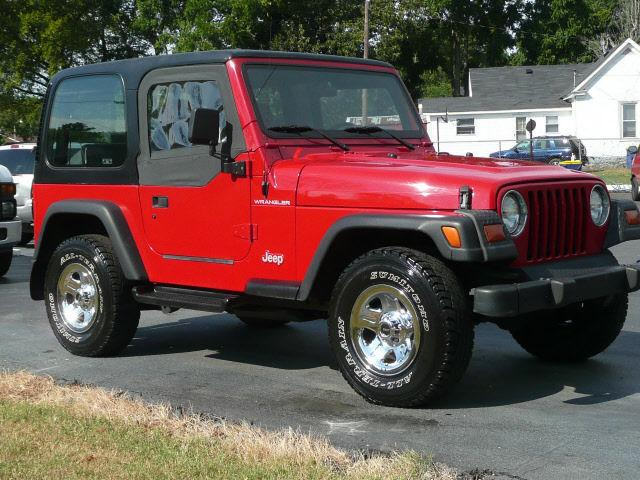 1997 jeep wrangler se for sale in russellville kentucky classified. Black Bedroom Furniture Sets. Home Design Ideas