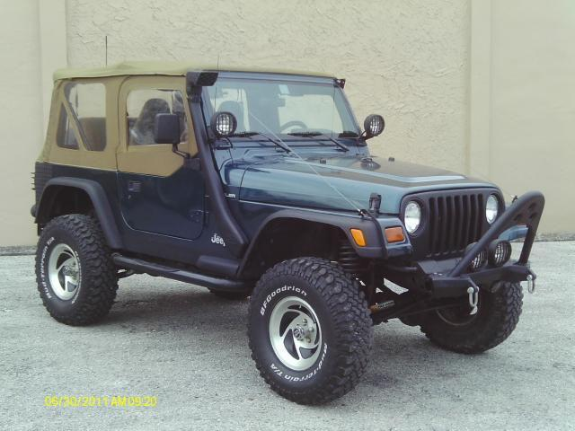 1997 jeep wrangler se for sale in miami florida classified. Black Bedroom Furniture Sets. Home Design Ideas