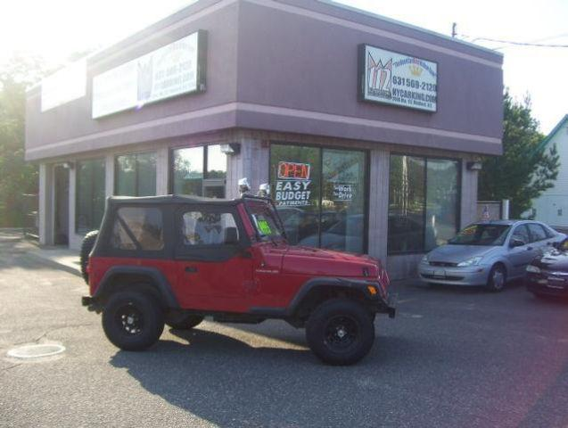 1997 jeep wrangler se for sale in medford new york classified. Black Bedroom Furniture Sets. Home Design Ideas