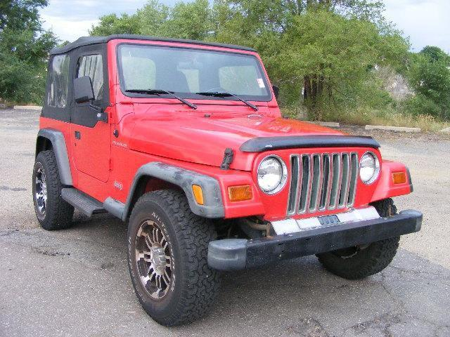 1997 jeep wrangler se for sale in northglenn colorado classified. Cars Review. Best American Auto & Cars Review