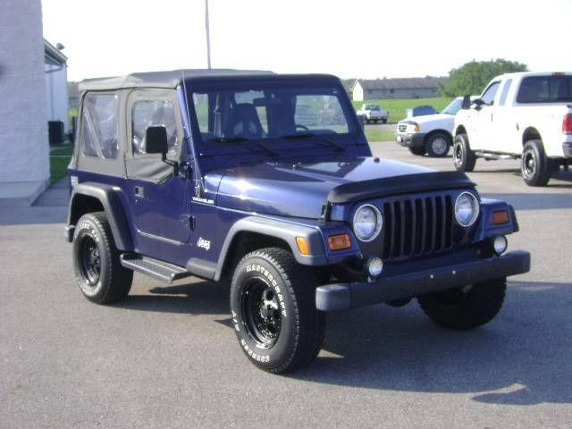 1997 jeep wrangler se for sale in montpelier ohio classified. Cars Review. Best American Auto & Cars Review