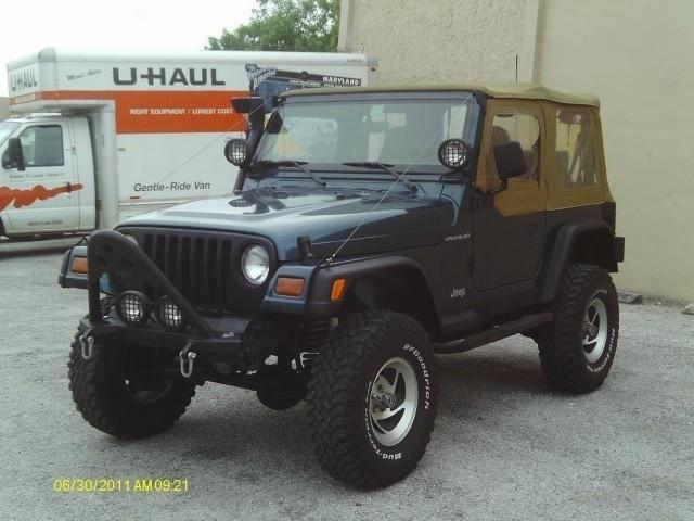 1997 jeep wrangler se for sale in richmond indiana classified. Black Bedroom Furniture Sets. Home Design Ideas