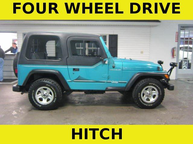 1997 jeep wrangler se for sale in rittman ohio classified. Cars Review. Best American Auto & Cars Review
