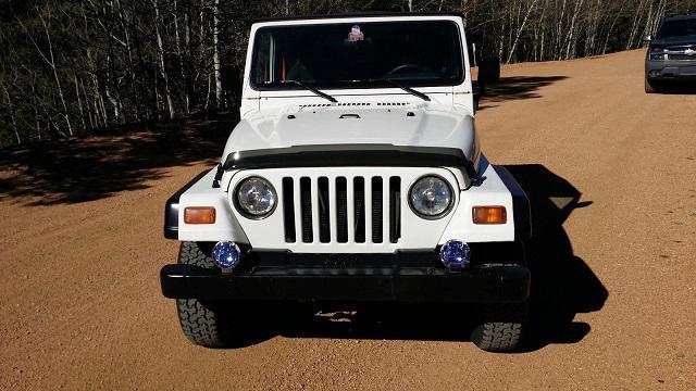 1997 jeep wrangler sport 4x4 for sale in denver colorado classified. Black Bedroom Furniture Sets. Home Design Ideas