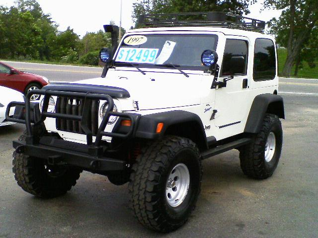1997 jeep wrangler sport for sale in hurricane west virginia. Cars Review. Best American Auto & Cars Review
