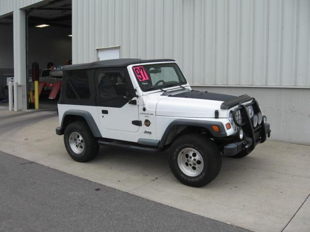 1997 jeep wrangler sport for sale in winona minnesota classified. Black Bedroom Furniture Sets. Home Design Ideas