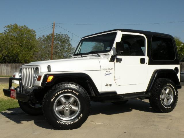 1997 jeep wrangler sport for sale in belton texas classified. Cars Review. Best American Auto & Cars Review