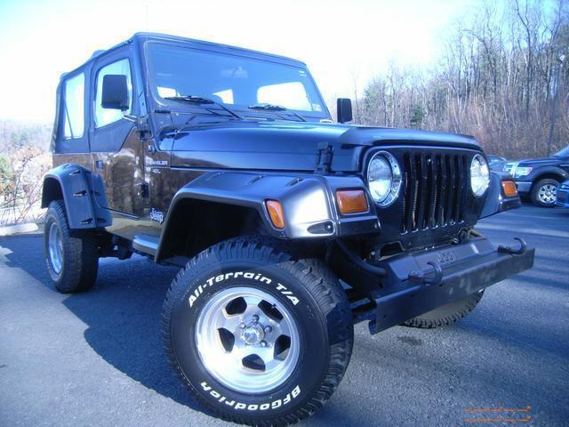 1997 jeep wrangler sport for sale in pottsville pennsylvania classified. Black Bedroom Furniture Sets. Home Design Ideas
