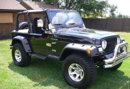 1997 jeep wrangler sport black for sale in duluth georgia classified. Black Bedroom Furniture Sets. Home Design Ideas
