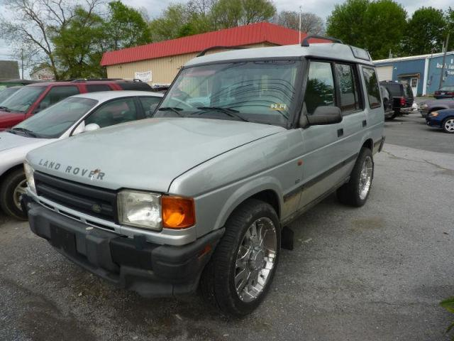 1997 land rover discovery for sale in winchester virginia classified. Black Bedroom Furniture Sets. Home Design Ideas
