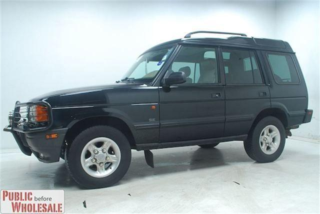 1997 land rover discovery for sale in minneapolis minnesota classified. Black Bedroom Furniture Sets. Home Design Ideas